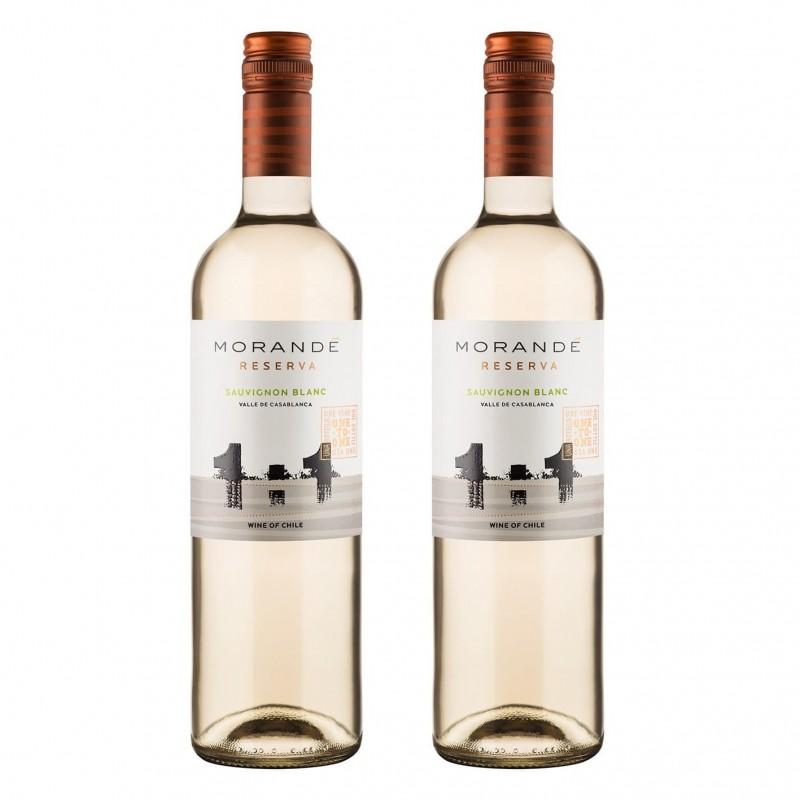 MORANDE ESTATE RESERVE Sauvignon Blanc (Segundo a Mitad de Precio)