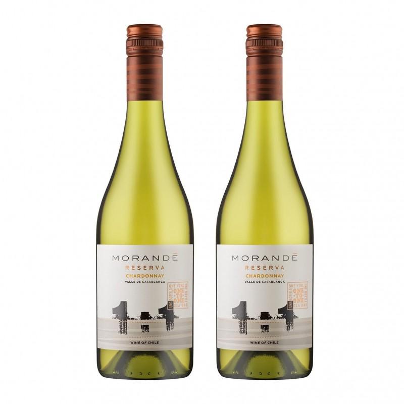 MORANDE ESTATE RESERVE Chardonnay (Segundo a Mitad de Precio)